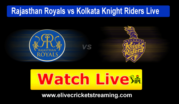 Rajasthan vs Kolkata Pepsi IPL Live Streaming 2013