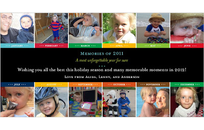 Campello 2011 Christmas card
