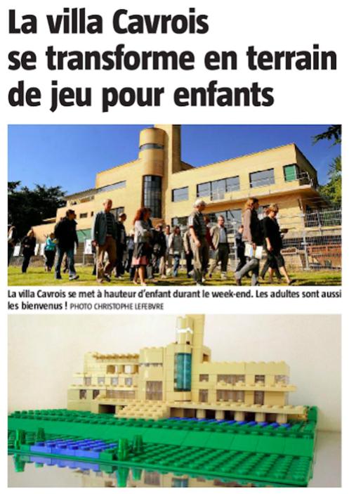 Legos et briques