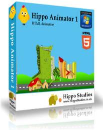 Hippo Animator 1.6.4480 Full Keygen- Aplikasi Membuat Banner