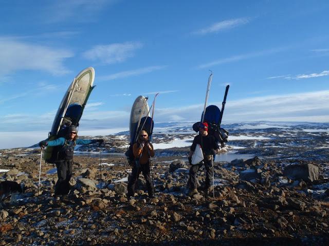 серфинг фьорды в исландии