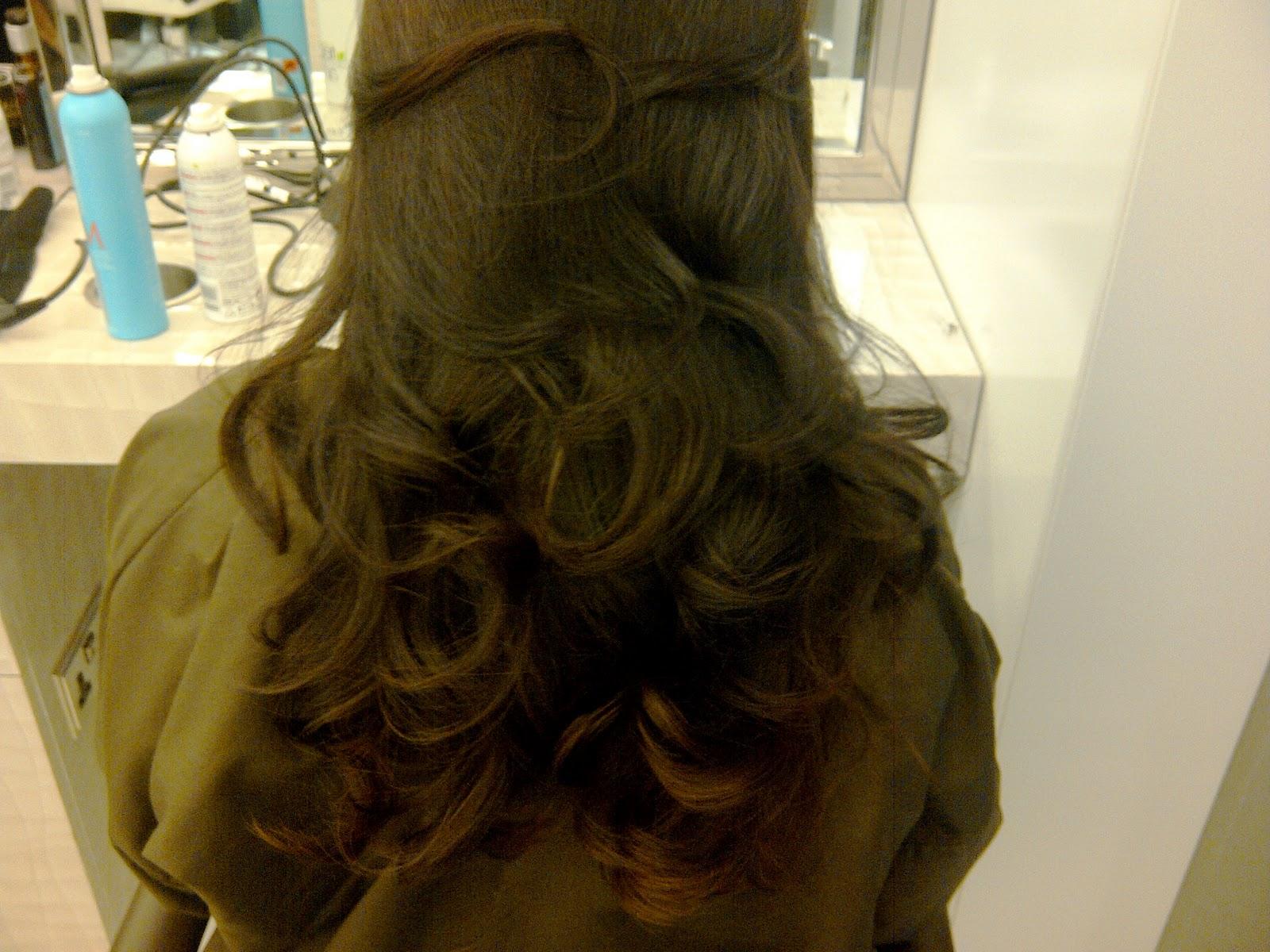 Emma louise layla uk fashion lifestyle blog november 2011 for Curly hair salon uk