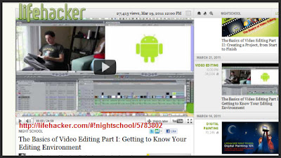 Life Hacker Video Editing Posts