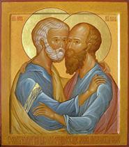 Ікона Святих Апостолів Петра і Павла