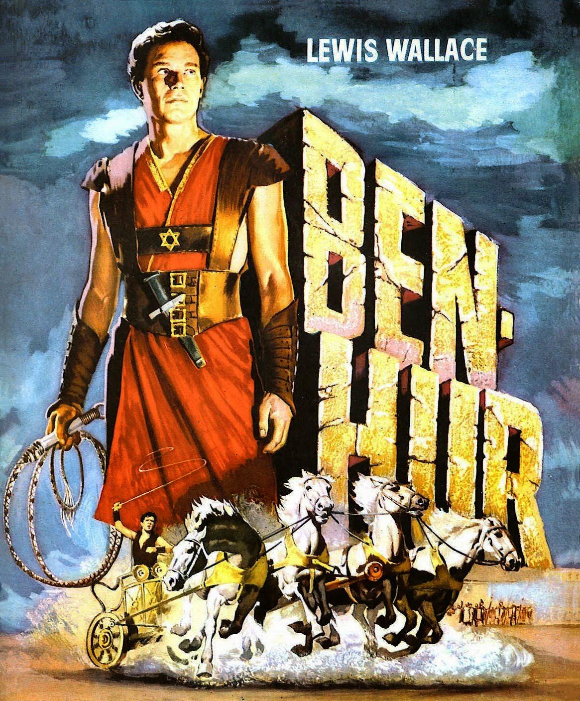 Ben-Hur (del 02/04 al 05/04)