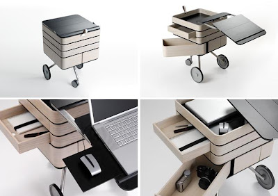 Creative Desks and Cool Desk Designs (20) 14