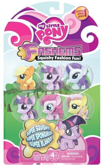 MLP Fashems Series 1 6-Pack Value Pack
