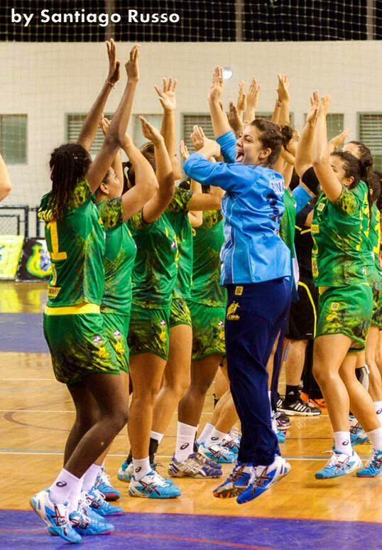 Brasil  campeón panamericano juvenil femenino | Mundo Handball