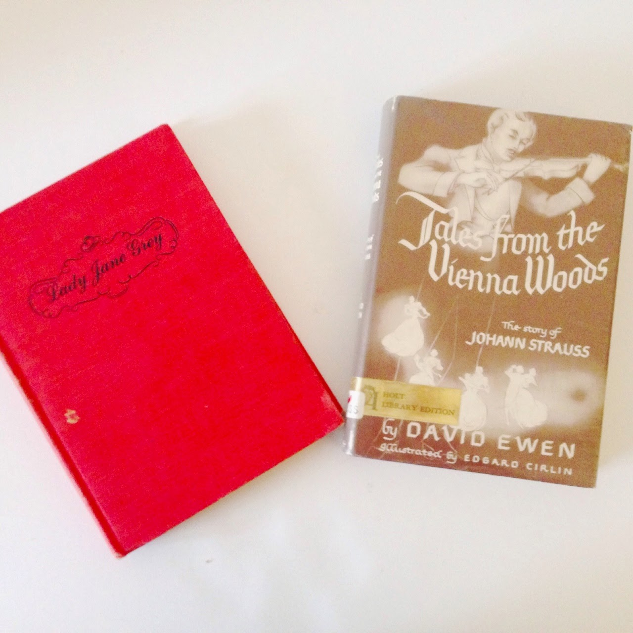 Timeless books...lessons from the past