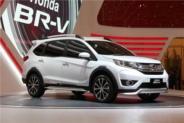 Honda BRV Akan Hadir Pameran Otomotif Makassar 2015