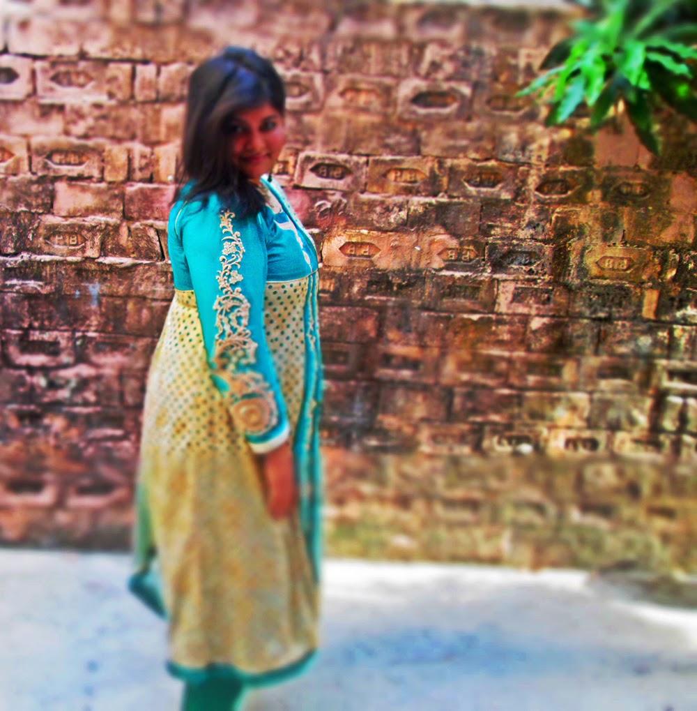 OOTD with Triveni Sarees