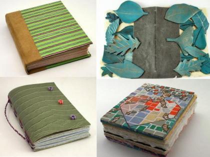 nature world: Cuadernos reciclados
