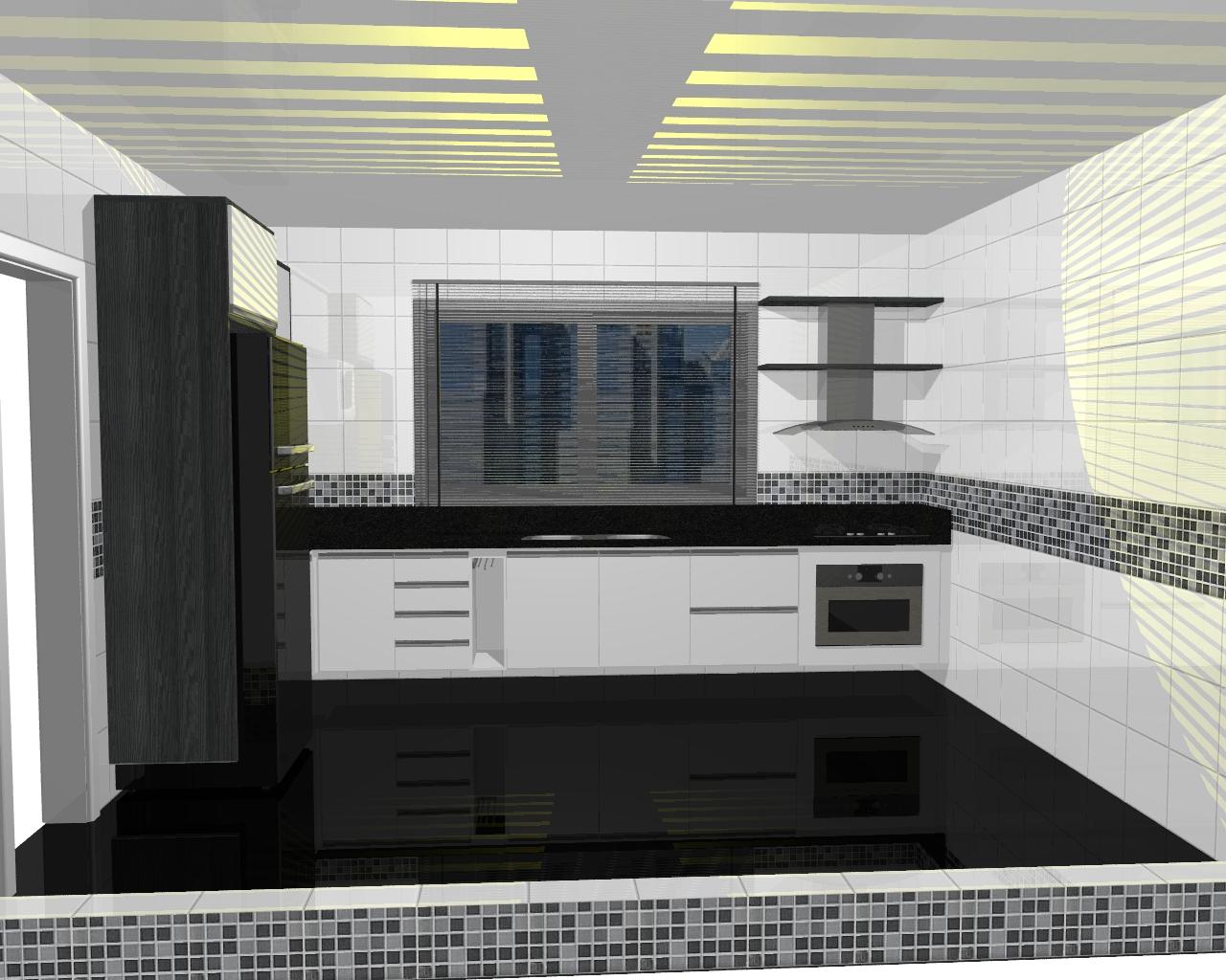 #7D7D4E Cozinha com uma visão mais conservadora com portas de abrir e fogão  1280x1024 px Projetos De Cozinhas Planejadas Italinea #709 imagens