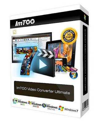 ImTOO Video Converter Ultimate v7.4.0 build 20120710 + Key