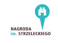 Logo konkursu o nagrodę im. Pawła Edmunda Strzeleckiego
