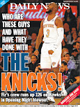 Tabloids fall for the Knicks