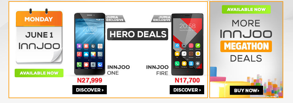 Innjoo Day at Jumia Mobile Week