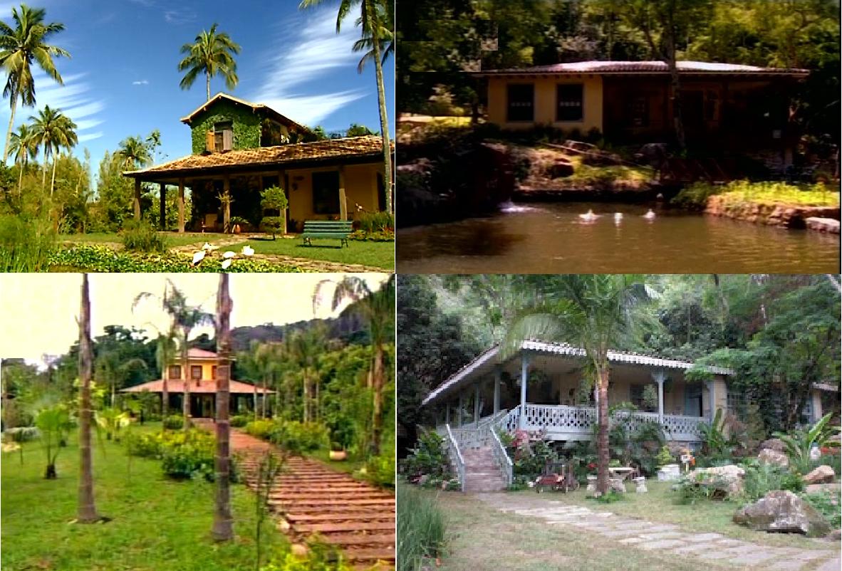 Casas do s tio do pica pau amarelo julho 2012 for Paginas de casas