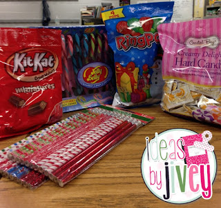 add a treat for good behavior (Ideas By Jivey)