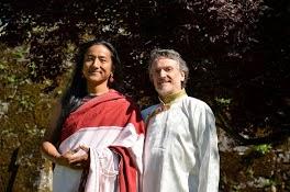 Los Cinco Vajras de Yoga Tibetano