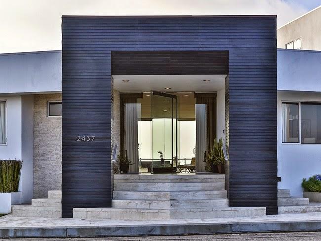 10 Fachadas De Casas Minimalistas Of Viviendas Minimalistas Modernas - Viviendas-minimalistas