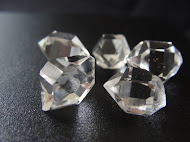 Diamantes Herkimer