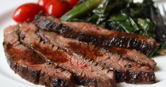 Food Wishes Video Recipes: Miso-Glazed Skirt Steak – There ...