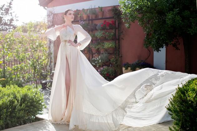 Lindos vestidos de novias | Coleccion Meital Zano Hareli