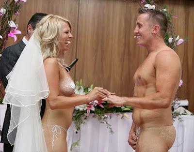 Pernikahan Bugil di Inggris