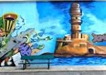 Τα γκράφιτι του Σχολείου μας