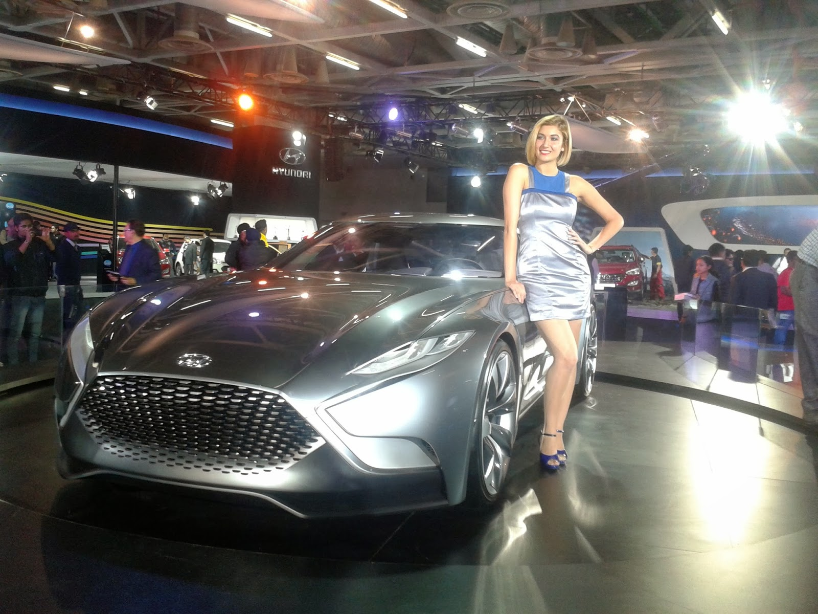 Top 10 reasons to visit auto expo 2014