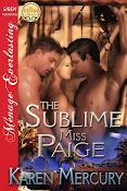 The Sublime Miss Paige