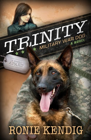 Free e-book! Trinity: Military War Dog
