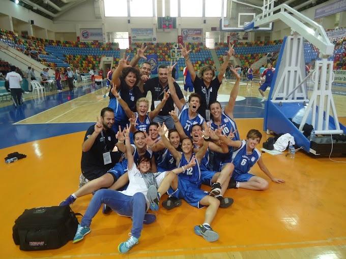 Δεύτερη επιτυχία για την Εθνική Κωφών Γυναικών στην Ολυμπιάδα