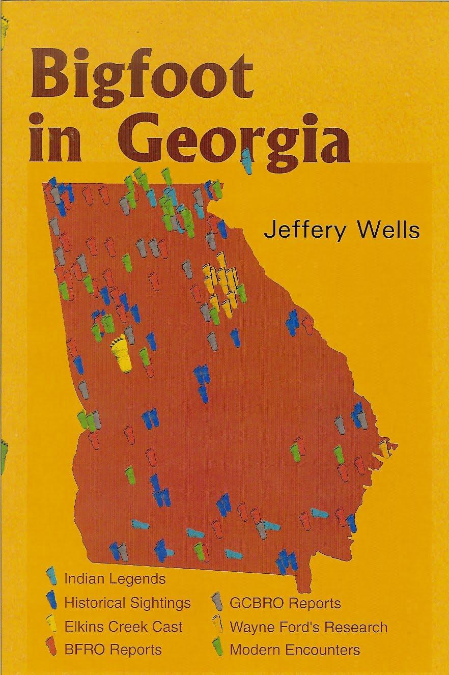 The Bigfoot Forums Blog: Georgia History Professor tackles the topic ...
