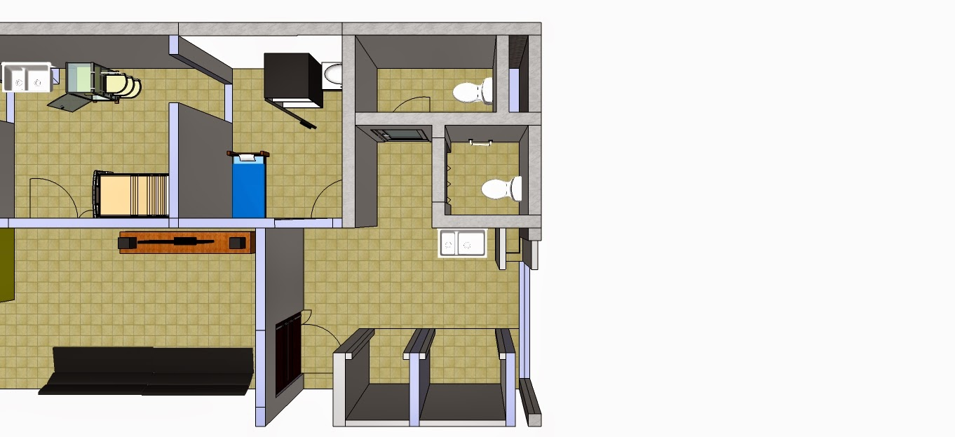 we setup your clinic & healthcare centre: floorplan layout for