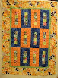Beginning Quilting, More Peas in a Pod