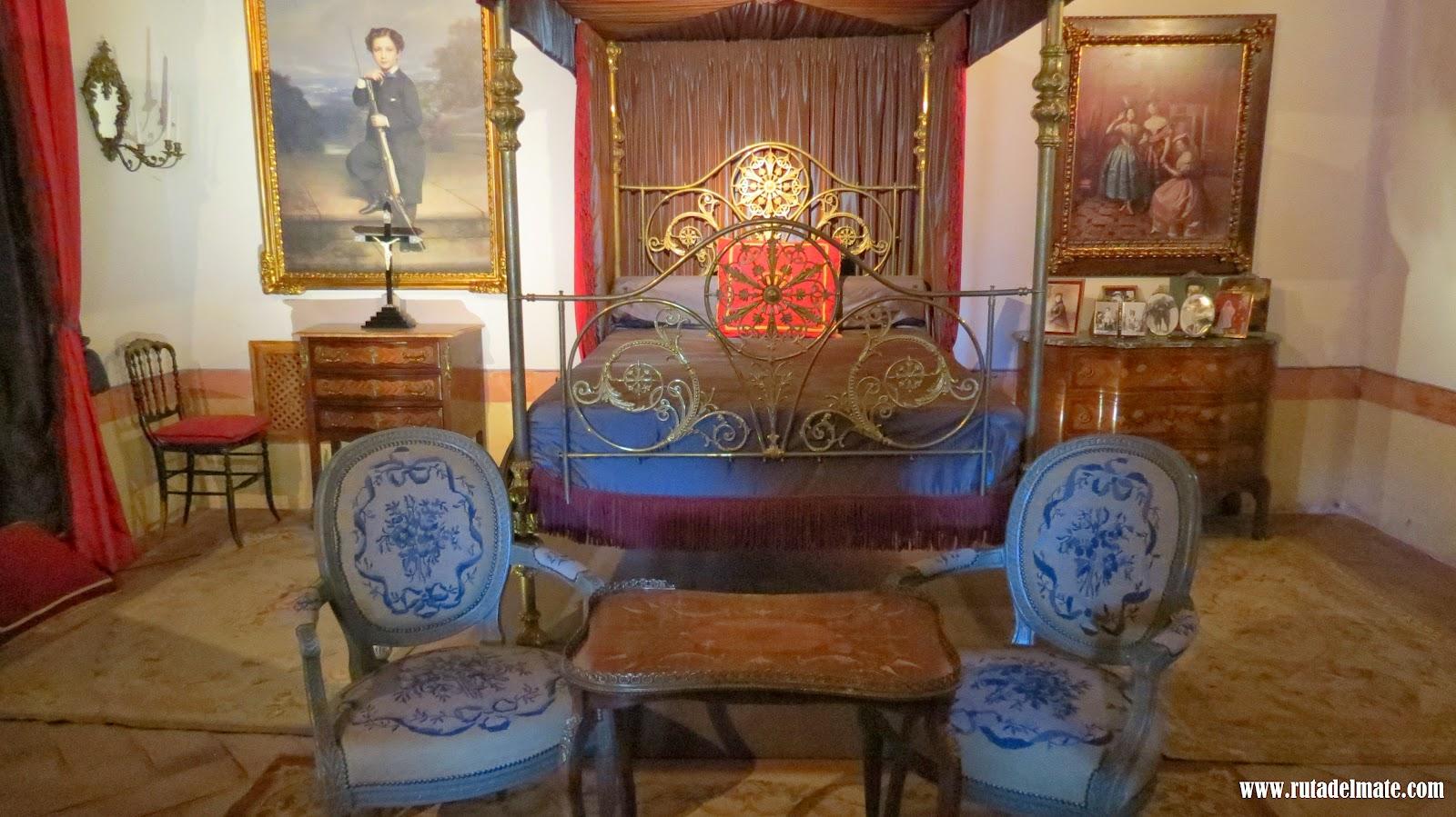 Visitar el castillo de Belmonte por dentro