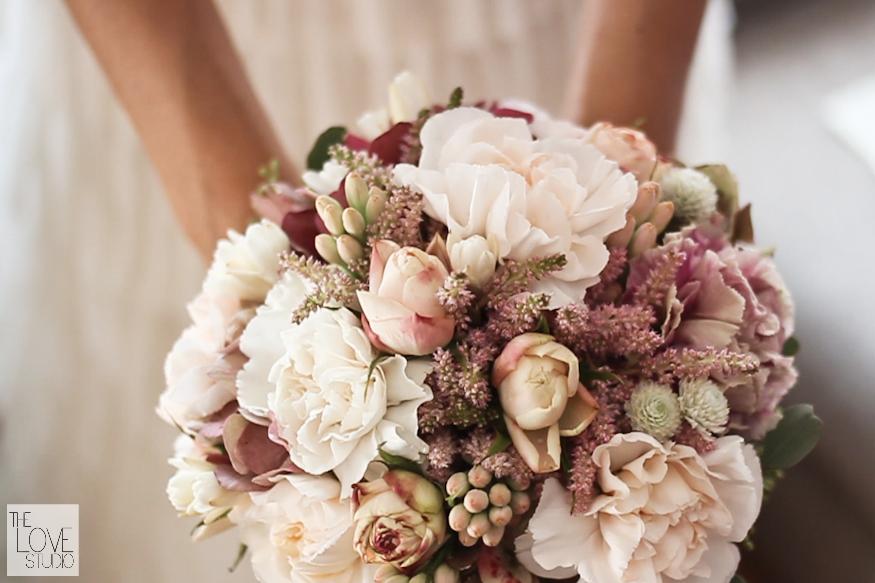 Una boda handmade española por The Love Studio