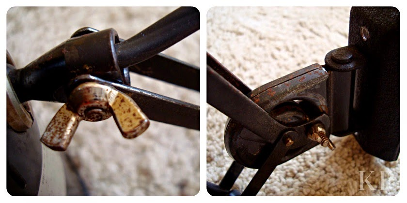 Flexos tijera antiguos industriales