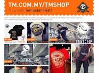 """Shop at TMShop with """"Tempatan Fest""""!"""