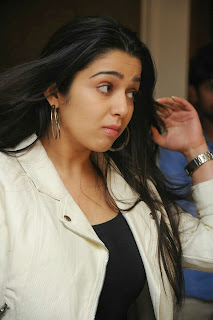 Actress Charmi Kaur Pictures in Jeans at One by Two Movie Celetes 20 Years Event 0051