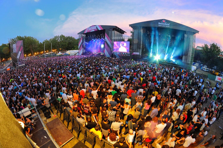 música, festivales, DCODE 2013