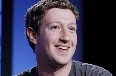 founder of facebook - Mark Zuckerberg