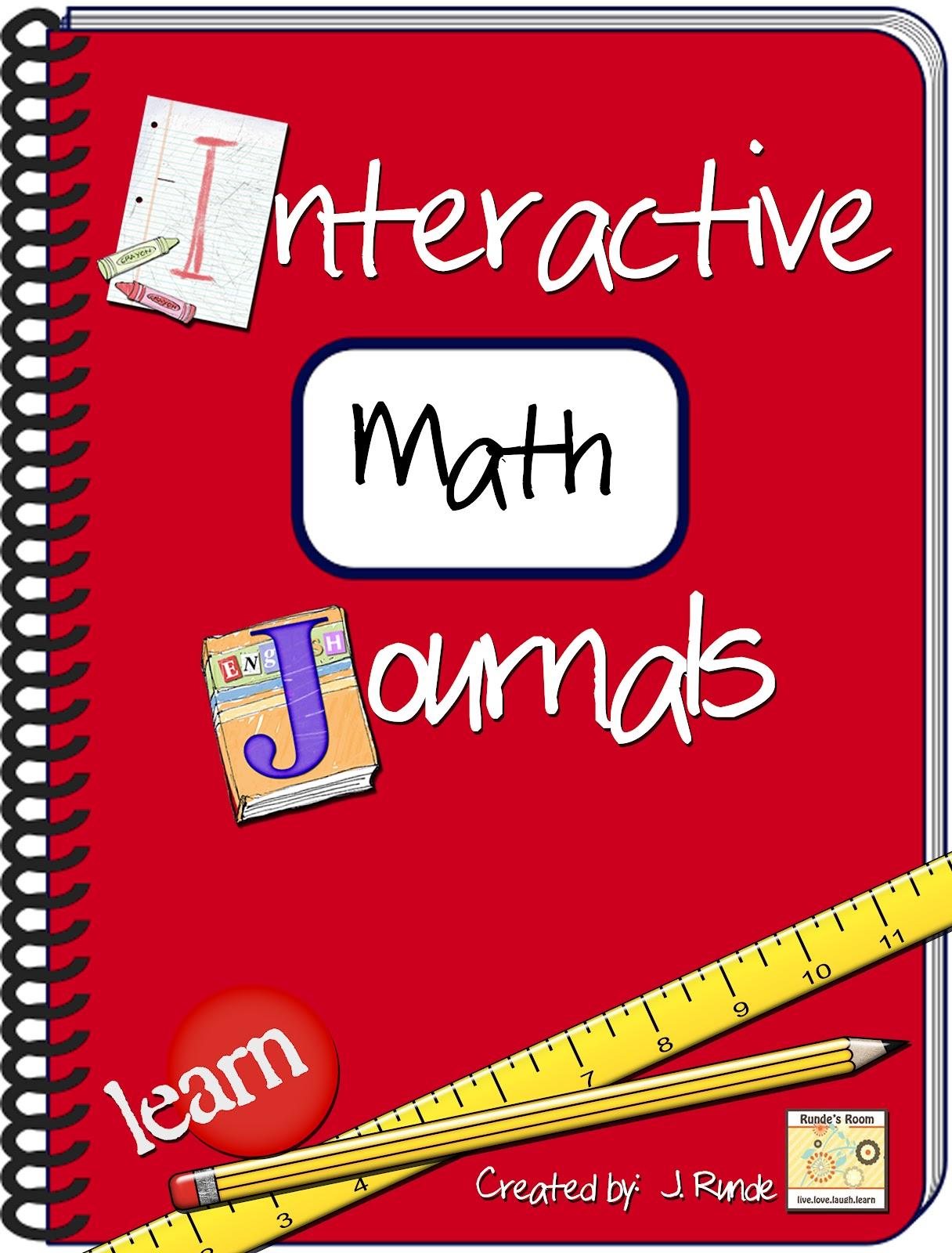 Runde\'s Room: Math Journal Sundays - Culminating Mind Map