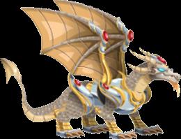 imagen del dragon elfico