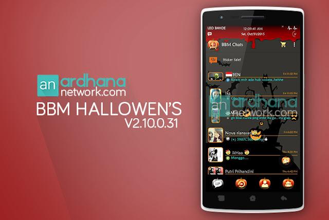BBM Hallowen Day