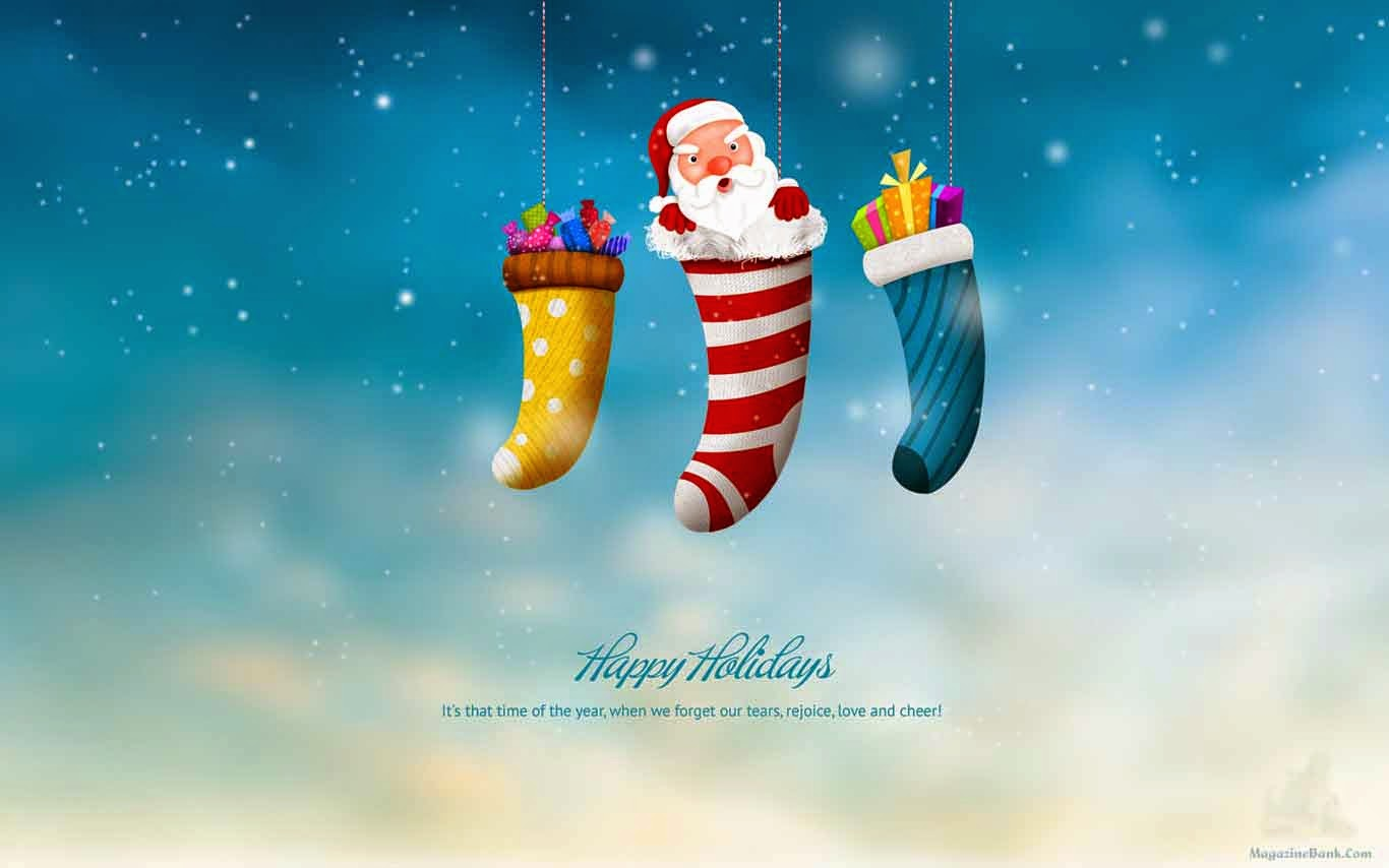 Happy Merry Christmas and Happy New Year