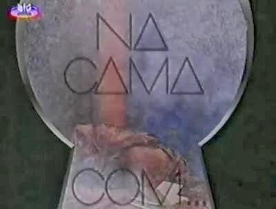 ... do Na Cama com... Alexandra Lencastre