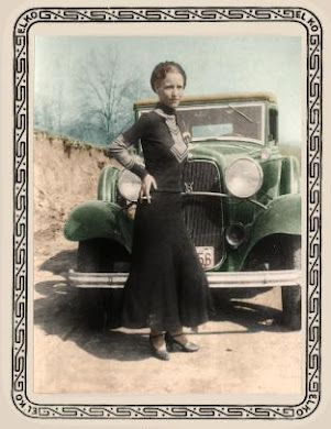 Bonnie Parker !